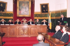 Ingreso en la Real Academia Nacional de Medicina del Prof. Antonio Campos