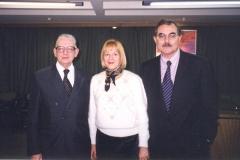 Presentación en Buenos Aires del libro Histología y Embriología Bucodental con los Profesores Cabrini y Ferraris