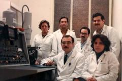 Miembros del Grupo de Investigación. 1984
