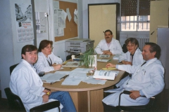 Miembros del Grupo de Investigación. 1994