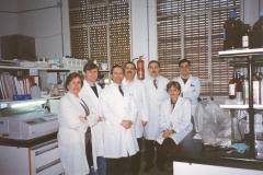 Miembros del Grupo de Investigación. 1996