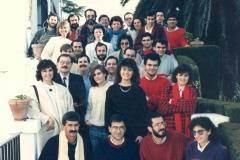 Reunión de la Sociedad Andaluza de Histología Médica en el Carmen de la Victoria. 1988