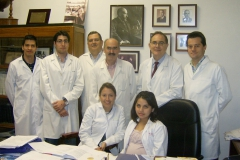Miembros del Grupo de Investigación. 2008