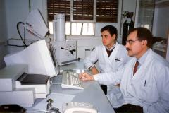 Profesor Campos y Profesor Noldin de Paraguay