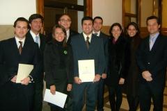 Miembros del Grupo de Investigación. 2009