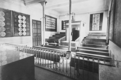 Aula de Histología sobre 1880