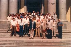 Reunión Homenaje al Profesor Ortíz Picón. 1990