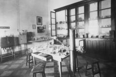 Laboratorio de Histología. 1923