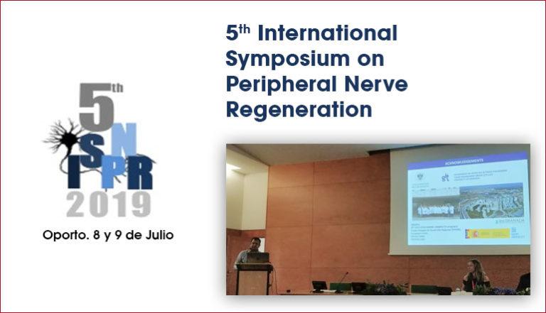 El Profesor Victor Carriel del Departamento de Histología de la Universidad de Granada y del Grupo de Ingeniería Tisular participa en el panel de expertos en regeneración nerviosa que se celebra en Oporto