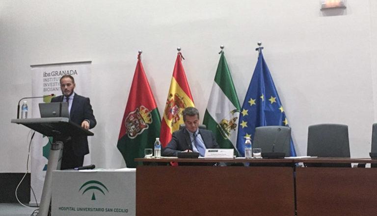 En el Instituto Biosanitario de Granada se celebra el Primer Simposio sobre avances en Terapias Avanzadas y Tecnologías Biosanitarias con la participación del Grupo de Investigación de Ingeniería Tisular del Departamento de Histología