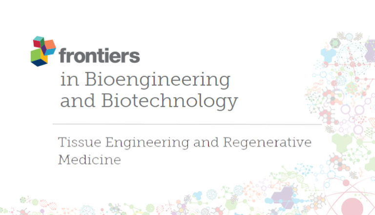 El Profesor Antonio Campos nombrado Associate Editor de la sección de Tissue Engineering and Regenerative Medicine, de la revista Frontiers in Bioengineering and Biotechnology
