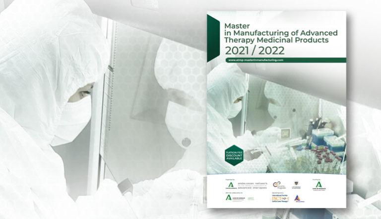 Se renueva el convenio entre la Fundación Pública Progreso y Salud de la Consejería de Salud y familias y la Universidad de Granada para la realización del Máster Propio in Manufacturing of Advanced Therapy Medical Products